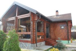 Срубы и дома из бруса в Навашино и Навашинском районе