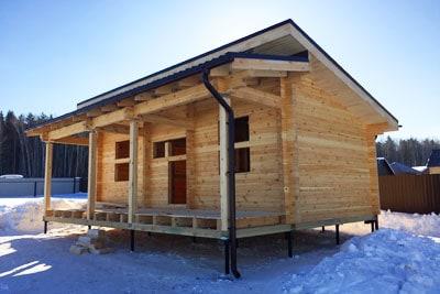 Строительство срубов и домов из бруса в Павлове и Павловском районе