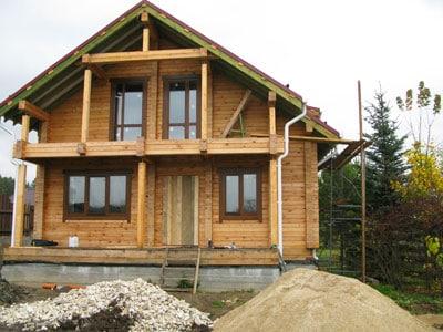 Строительство срубов и домов из бруса в Первомайске и Первомайском районе