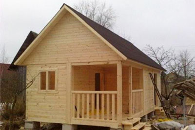 Строительство срубов и домов из бруса в Сергаче и Сергачском районе