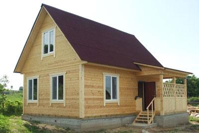 Строительство срубов и домов из бруса в Сеченово и Сеченовском районе