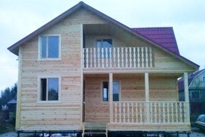Строительство срубов и домов из бруса в Тонкино и Тонкинском районе