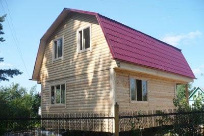 Строительство срубов и домов из бруса в Тоншаево и Тоншаевском районе