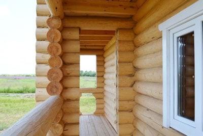 Строительство срубов и домов из бруса в Шаранге и Шарангском районе