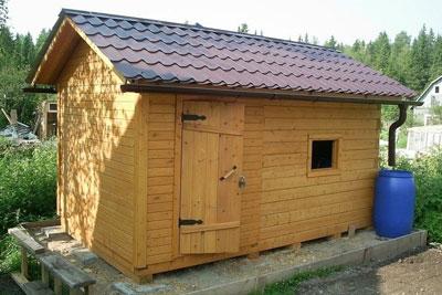 Строительство срубов и домов из бруса в Шахунье и Шахунском районе