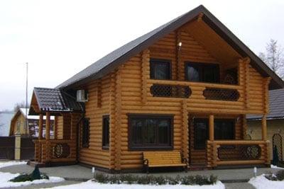 Строительство деревянных домов в Мышкине