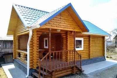Строительство деревянных домов в Новом Некоузе