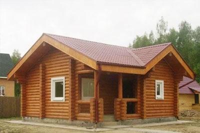Строительство деревянных домов в Некрасовском