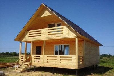 Строительство деревянных домов в Переславле-Залесском