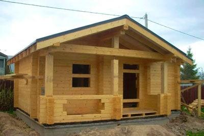 Строительство деревянных домов в Угличе